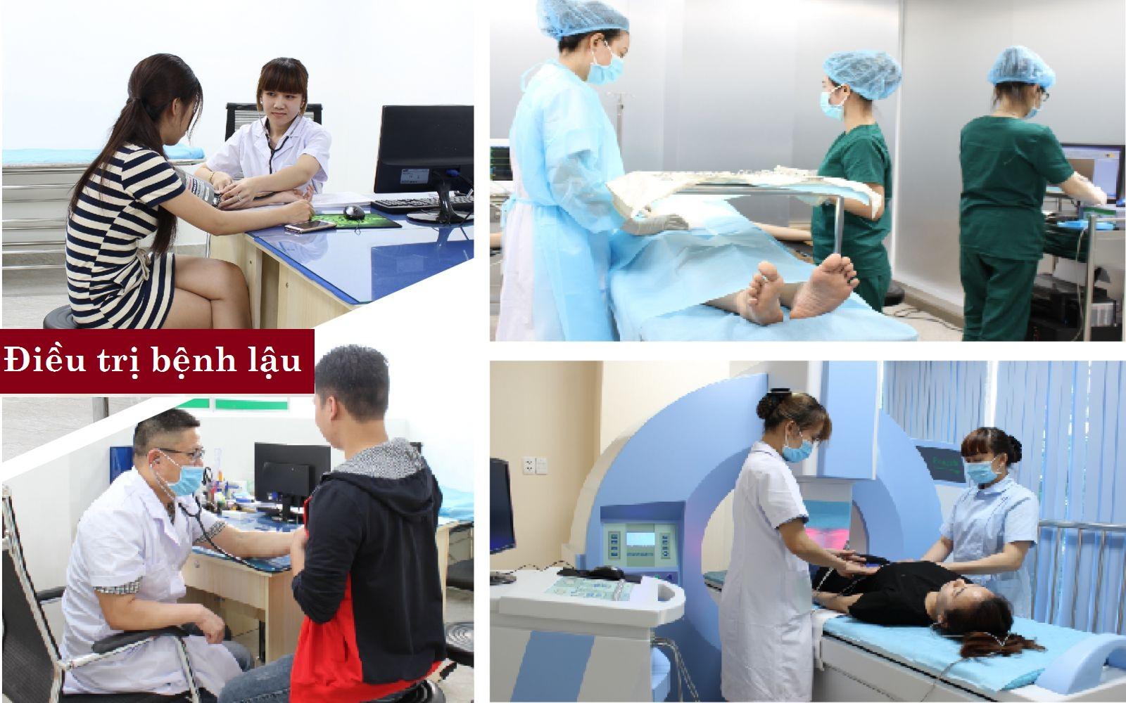 phương pháp điều trị bệnh lậu