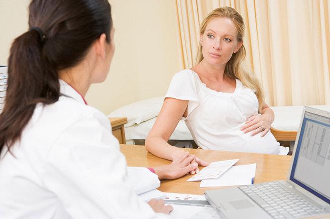 Bệnh mụn rộp sinh dục ở phụ nữ mang thai