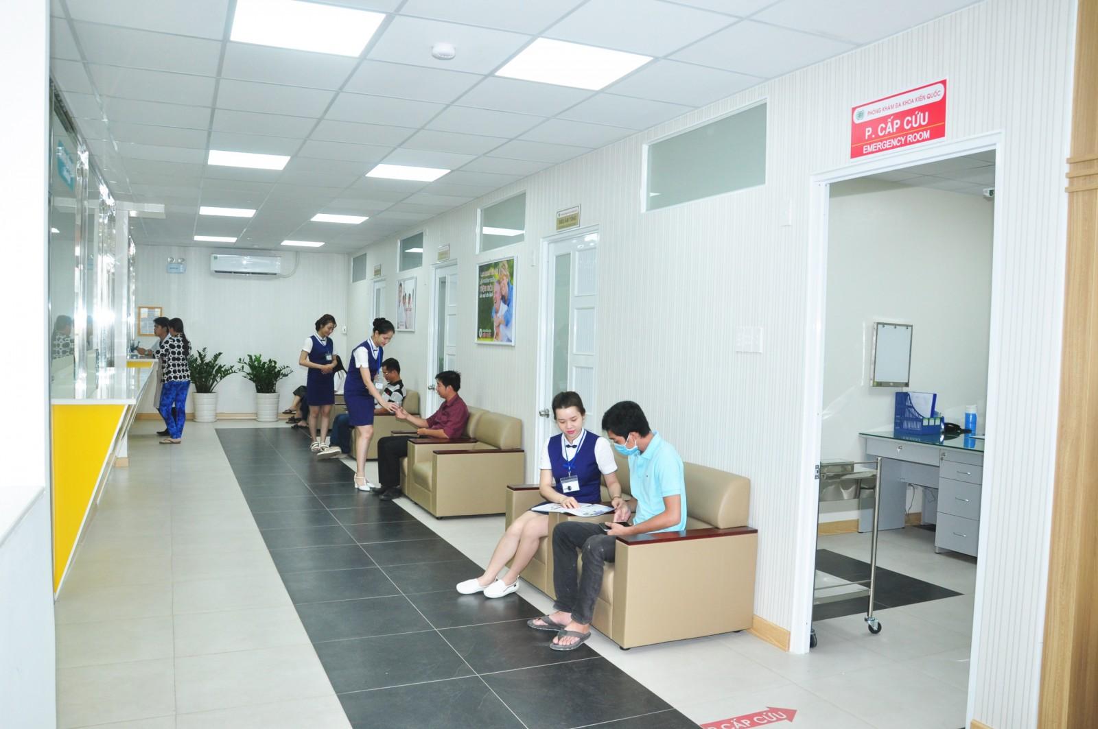 Phòng khám bệnh xã hội tốt ở Bắc Ninh