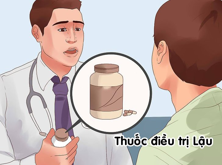 Thuốc điều trị bệnh lậu cấp tính