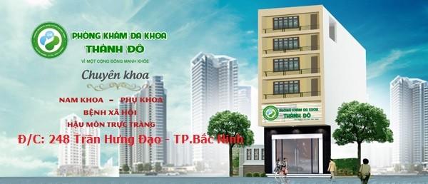 Phòng khám Thành Đô - Bắc Ninh là địa chỉ khám chữa bệnh uy tín