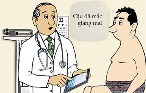 Giang mai là bệnh gì?