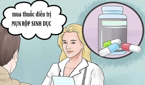 Thuốc chữa mụn rộp sinh dục ở Bắc Ninh