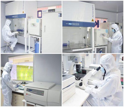 Phòng khám Thành Đô xét nghiệm mụn rộp sinh dục ở Bắc Ninh uy tín hàng đầu